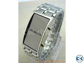 Samurai LED Glass Watch BD