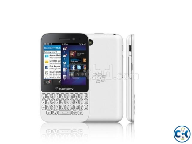 1 month used New condition full boxed Blackberry Q5 | ClickBD large image 0