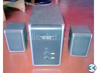 SO-VOIOE 2:1 speaker for sell