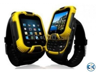 Dual sim mobile watch blue tooth free