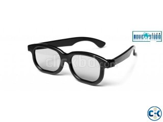 Passive glasses for all kinds of 3d tv