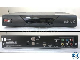 Dish Tv Hd Receiver-Only