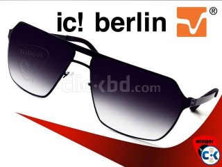 IC Berlin Square Sunglass 1