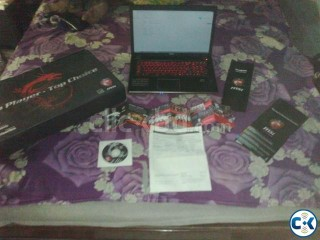 MSI GE70 APACHE 17.3 inch Pure Gaming
