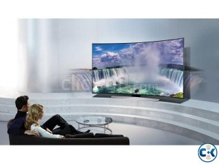 original Samsung 55 LED TV HU9000 CURVED