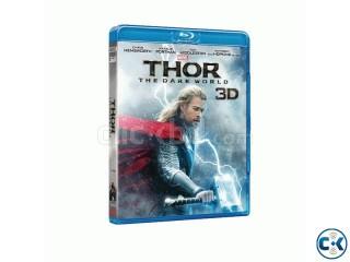 Thor 2 3D BluRay
