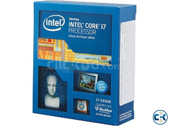 5th Generation Core i7 5930K Extreme Gaming PC | ClickBD large image 1