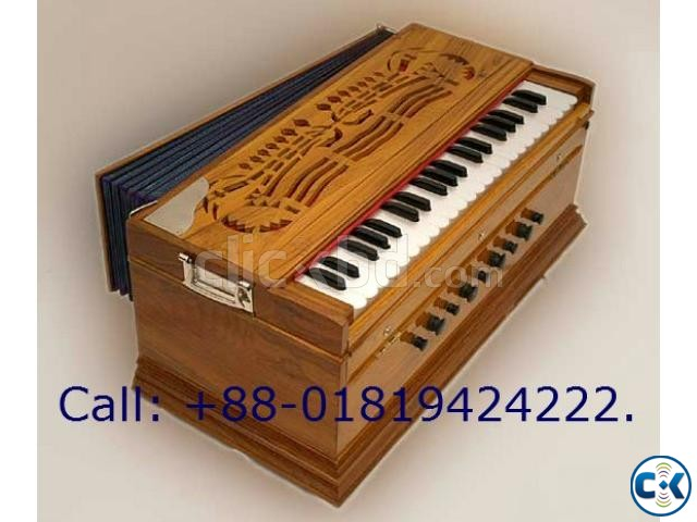New Standard Harmonium. Call Me for Price 01819424222. | ClickBD large image 0