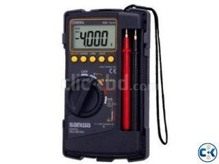 Digital Multimeter Model Sanwa CD800a