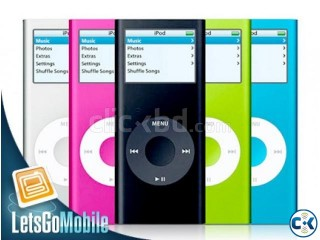Ipod Nano A3120 8GB For Sell