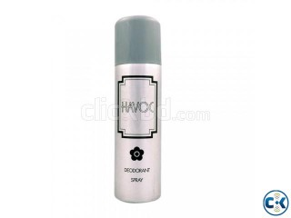 Havoc Body Spray Deodorant WHITE 200ml Save Tk 36-286