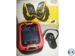 KEN XIN DA W2 watch mobile