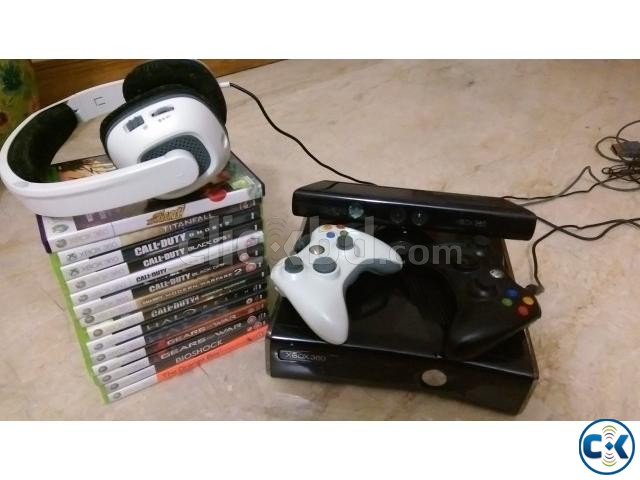 Xbox 360 Kinect 14 Original Games | ClickBD large image 0