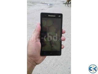 Lenovo A778t 4G LTE almost brand new for sale