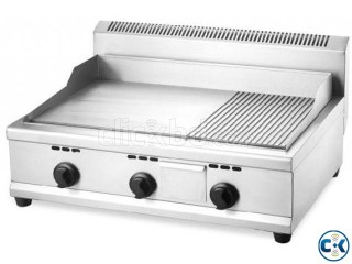 Hotplate Griddle Combo Commercial