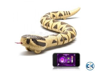 RC Rattlesnake - 2.4GHz Support Android IOS