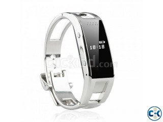 Bluetooth 3.0 Smart Wristband Watch your phonebook as well a