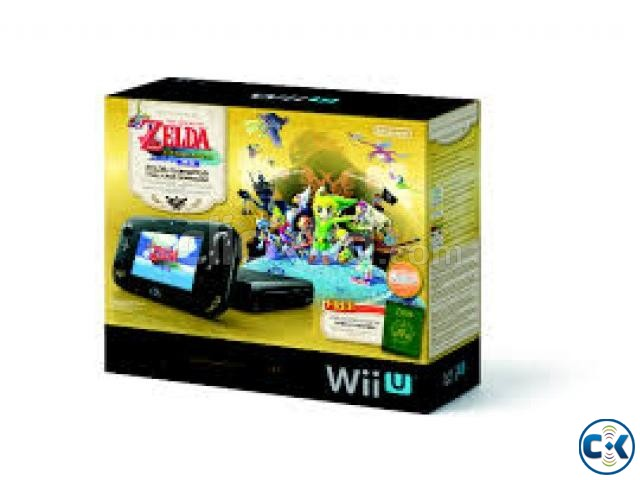 Wii U 32GB Console Lowest Price brend New in BD | ClickBD large image 2