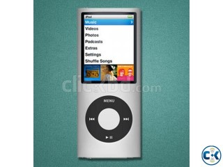 Apple iPod Nano4th gen 8 gb memory