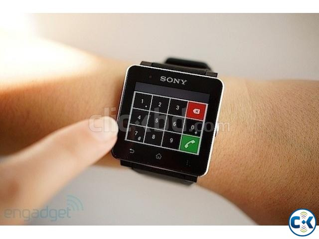 BRAND NEW SONY ANDROID SMART WATCH-2 SW2 INTACT | ClickBD large image 0
