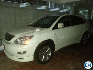 Mint Lexus Harrier 2006 For sale