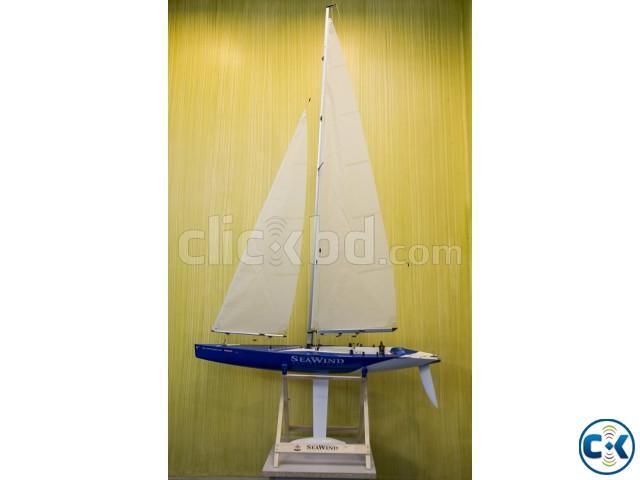 Kyosho Seawind Readyset Sail Boat   ClickBD