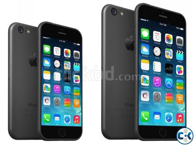 I phone 6 Plus 128 GB | ClickBD large image 0