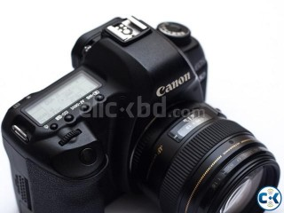 Canon EOS 5D mark II with all accessories