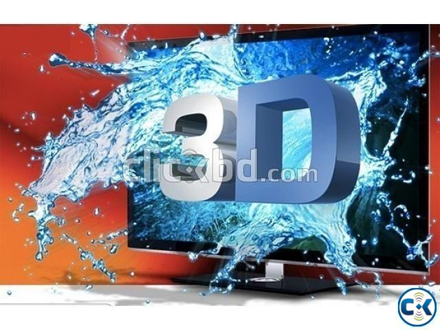 Experience 3D on LED LCD CRT TV Monitor Laptop 400 3D Movie | ClickBD large image 1