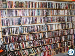 Personal DVD Library Wholesale - English Movies XBox 360 PS2