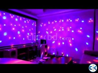 DJ LED 3D Ball With MP3 Player