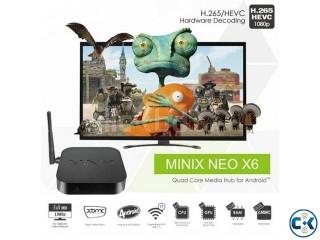 MINIX NEO X6 Amlogic S805 Quad Core 1.5GHz Android Mini PC