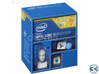 Intel 4th Generation Core i5-4570 Processor