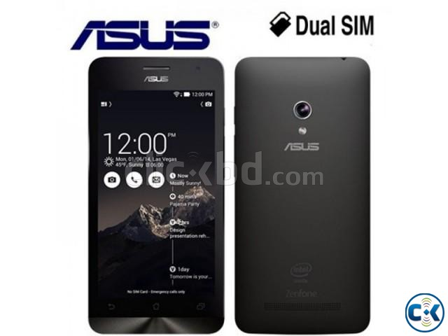 Asus zenfone 5 8gb new | ClickBD large image 0