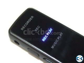 Voice Recorder 8GB With Direct USB Port