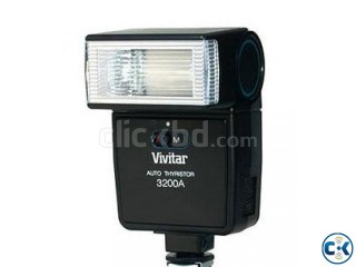 VIVITAR SPEEDLITE 3200A . ELECTRIC DREAM