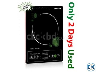 WALTON WI S45 INDUCTION COOKER ONLY 2 DAYS USED