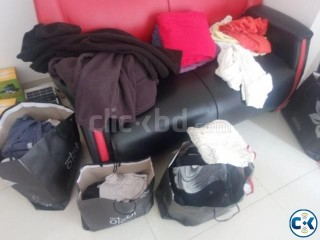 Leftover Garments Item EUS