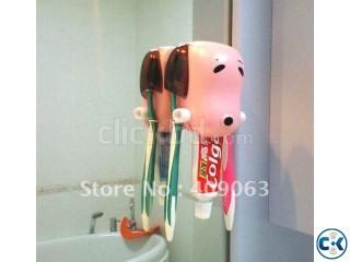 Mini-Dog Toothpaste Holder:  G-598