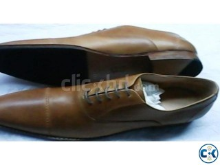 MENS EXCLUSIVE OFFICE OXFORD 1100 TK LESS FROM BRAND SHOW