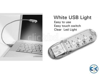White USB Light