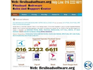 Flexiload Software