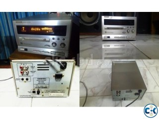 Onkyo 185 mark 2 MD player and recoder.