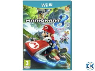 Nintendo Wii U Games Collation by A.Hakim