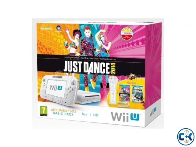 Wii U 32GB Console Lowest Price brend New in BD   ClickBD large image 2