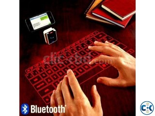 Bluetooh Laser Keyboard