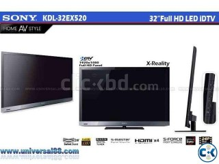 LED TV and DVD Home theater.