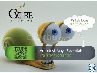 Autodek MAYA Essentials Workshop