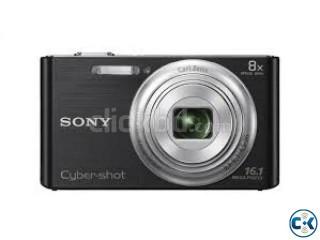 SONY Cyber-shot W730 16.1 Mega Pixel 8x Zoom Digital Camera