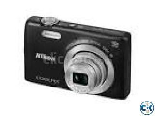 Nikon Coolpix S6700 20.1 Mega Pixel 10x Zoom Digital Camera